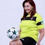 «После двух микроинсультов и трансплантации почки я научилась играть в футбол»: невероятная история жительницы Запорожья