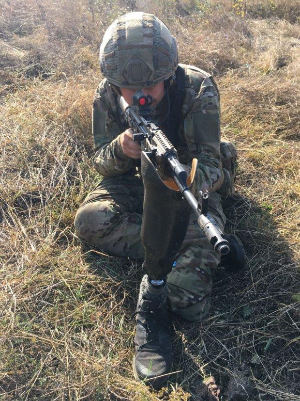Стати в стрій. Як це – воювати на протезах. армія, нога, поранення, протез, інвалідність