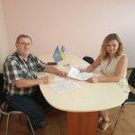 На Хмельниччині регіональне представництво Уповноваженого підписало меморандум про співпрацю з обласним товариством ВО «Союз організацій людей з інвалідністю України»