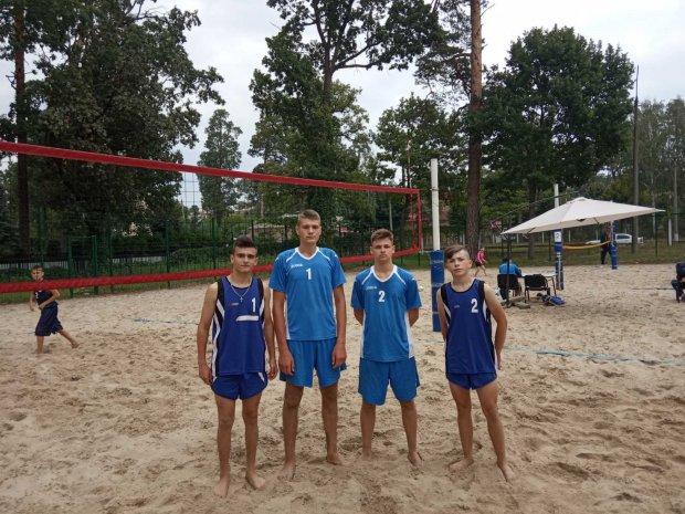 Особливі спортсмени взяли участь у чемпіонаті України з пляжного волейболу. змагання, пляжний волейбол, порушення слуху, спортсмен, чемпіонат