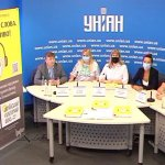 У Києві презентували інклюзивну книгу «Торкнутися слова. Це можливо!» (ФОТО, ВІДЕО)