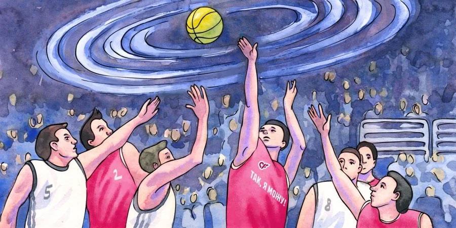 «Так, я можу!»: діти досягають успіхів у баскетболі, навіть коли це здається неможливим. parimatch foundation, баскетбол, соціалізація, суспільство, інвалідність