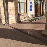 Результати моніторингу громадських приймалень Мінфіну, ДСНС та Держкомтелерадіо України на предмет архітектурної доступності для осіб з інвалідністю та інших маломобільних груп населення