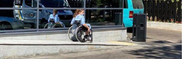 Одесские власти повесили табличку, которая оскорбляет людей с инвалидностью, – ФОТОФАКТ. одесса, цнап, инвалидность, табличка, туалет