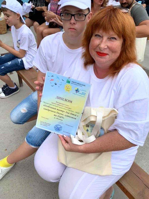«Ця перемога для нас багато значить»: «Особливий театр» з Вінниці став фіналістом Всеукраїнського проєкту. вінниця, проєкт, театр, фіналіст, інвалідність