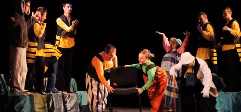 Стартував 15 Міжнародний фестиваль інклюзивного театру «Шлях». мистецтво, театр, інвалідність, інклюзивний фестиваль шлях, інклюзія