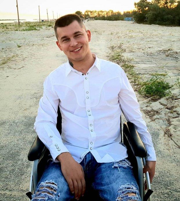 """""""Жалость для меня — это самое худшее, что может быть"""": интервью с чемпионом Украины Андреем Кравчуком о жизни с инвалидностью. андрей кравчук, инвалидная коляска, инвалидность, травма, чемпион"""