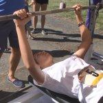 Перші відкриті літні спортивні ігри з паралімпійських видів спорту провели на Вінниччині (ВІДЕО)