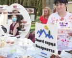Перший інклюзивний фестиваль провели в Ужгороді (ФОТО, ВІДЕО). ужгород, випічка, кондитерська золоті серця закарпаття, фестиваль all інклюзив, інвалідність