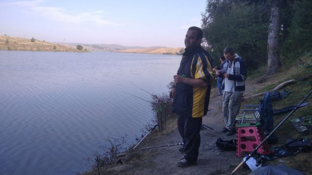 На Тернопільщині провели чемпіонат із риболовлі серед людей з інвалідністю. тернопільщина, змагання, риболовля, чемпіонат, інвалідність