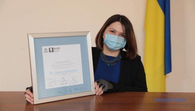 Міжнародну нагороду Нансена в європейському регіоні вручили українці. тетяна баранцова, біженець, нагорода ім. нансена, переселенец, інвалідність