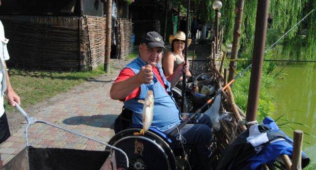 «Опинившись в інвалідному візку, не хотів жити, а тепер хочу літати від щастя!» – Валентин Шабунін. валентин шабунін, аварія, випробування, інвалідний візок, інвалідність
