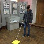 Світлина. Музеї Рівненщини стануть доступнішими для людей з інвалідністю. Безбар'ерність, інвалідність, тренинг, музей, Рівненщина, доступніший