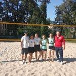 Особливі спортсмени взяли участь у чемпіонаті України з пляжного волейболу