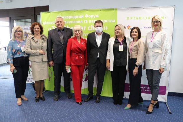 У Львові стартував міжнародний форум «TOGETHER FOR CHILD». львів, міжнародний форум together for child, особливими освітніми потребами, супровід, інвалідність