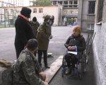 У Полтаві дільниці перевірили на доступність. полтава, виборча дільниця, доступність, перевірка, інвалідність