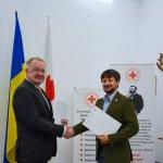 Червоний Хрест України розпочинає співпрацю з Київським казенним експериментальним протезно-ортопедичним підприємством