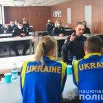 На Полтавщині поліцейські вивчали основи жестової мови (ФОТО)