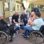 Мэр Одессы: «Доступная среда для людей с ограниченными возможностями создается при взаимодействии города с ними»