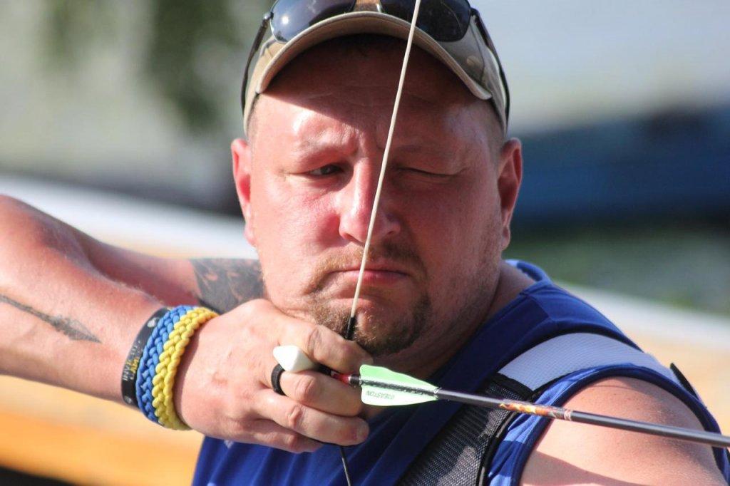 Як паралізований снайпер став чемпіоном Ігор нескорених (ФОТО, ВІДЕО). ігри нескорених, сергій шимчак, ортези, паралич, чемпион