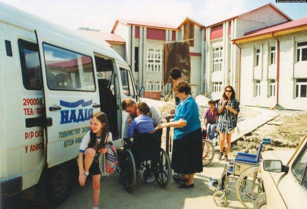 «Ми жили в паралельному світі» – активіст за права людей з інтелектуальною інвалідністю початку 1990-х. діагноз, лікування, реабілітація, інвалідність, інтелектуальні порушення