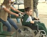 Дві сотні смілян на візку не можуть пересуватися міським транспортом (ФОТО, ВІДЕО). сміла, перевезення, транспорт, інвалідний візок, інвалідність