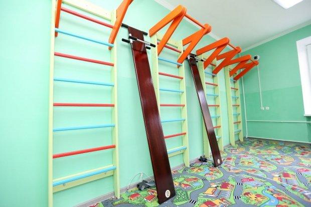 У Тернополі відкрили сучасний реабілітаційний центр для дітей з інвалідністю. реабілітаційний центр, тернопіль, допомога, діагностика, інвалідність