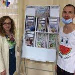 Інклюзивний проєкт «Креативний хаб «Зачарована Десна» гуртує митців з інвалідністю