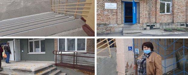 Чи пристосовані виборчі дільниці Кропивницького для людей з інвалідністю. кропивницький, виборча дільниця, доступність, перевірка, інвалідність