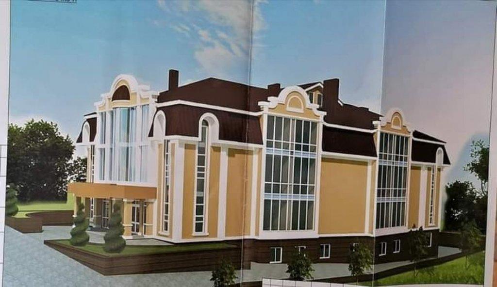 Проєкт, вартістю понад мільйон євро: у Кременці на Тернопільщині збудують реабілітаційний центр для людей з інвалідністю. кременець, реабілітаційний центр, будівництво, проект, інвалідність
