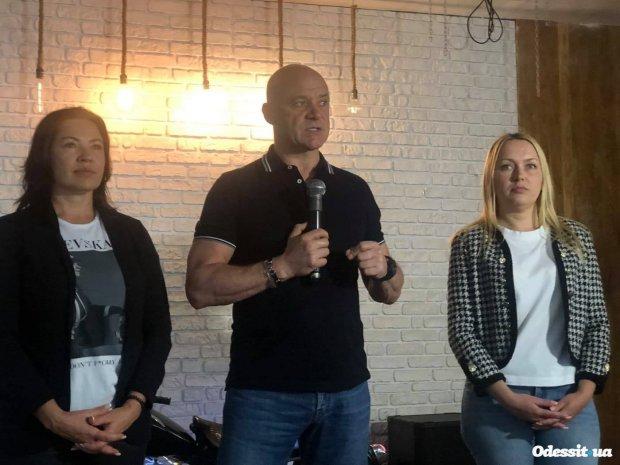 Мэр Одессы: «Доступная среда для людей с ограниченными возможностями создается при взаимодействии города с ними». одесса, встреча, доступная среда, инвалидность, пандус