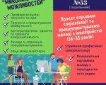 Проєкт авторства провідної фахівчині та викладачів ЧНУ імені Петра Могили став одним із переможців на отримання громадського бюджету Миколаєва. громадський бюджет, миколаїв, чну імені петра могили, проєкт, інвалідність