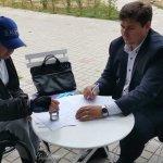 Регіональний представник Уповноваженого на Сумщині та керівник ГО «Рука допомоги м.Суми» підписали Меморандум про співпрацю