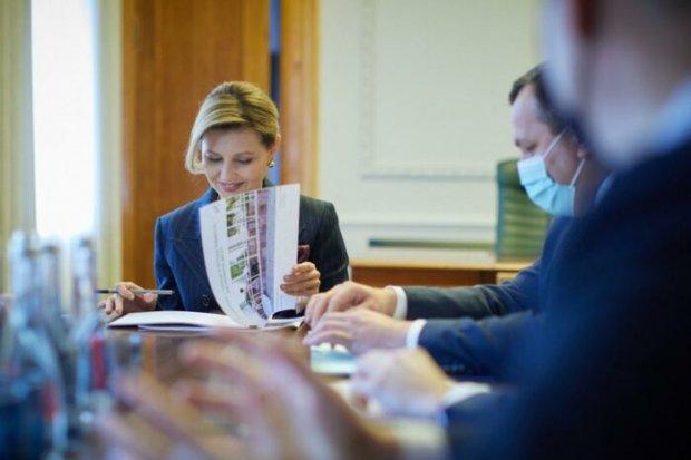 Київщина першою в Україні долучилась до ініціативи Олени Зеленської «Без бар'єрів». олена зеленська, славутич, доступність, меморандум, ініціатива без бар'єрів