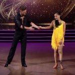 """Світлина. Дівчина з ампутованою ногою виступила на """"Танці з зірками"""" і довела суддів до сліз. Життя і особистості, інвалідність, нога, Ча-ча-ча, Карина Статищак, Танці з зірками"""