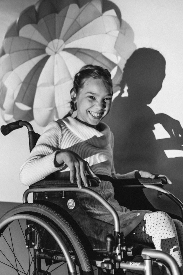 В Одессе начали воплощать мечты детей с инвалидностью. одесса, инвалидность, мечта, проект, фотосет