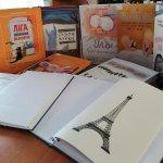 У тернопільській книгозбірні можна читати книги шрифтом Брайля (ФОТО)