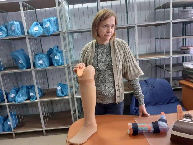 На Львівському протезному заводі ветеранів-інвалідів повертають до повноцінного життя. львівський протезний завод, ветеран, протез, протезування, підприємство