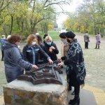 На Замковій горі відбулася презентація проєкту «Історія на дотик: Чигиринська фортеця»