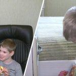 У Харкові батьки дітей з інвалідністю просять створити групу з навчання дітей (ВІДЕО)