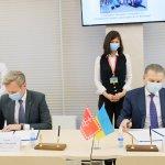 Вінницька міська рада розпочинає співпрацю з громадською організацією «Справа Кольпінга в Україні»