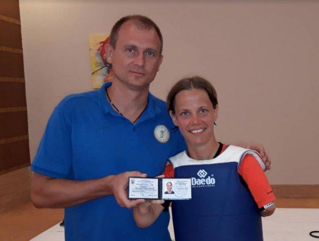 Запорожская спортсменка Виктория Марчук: Я делаю все, чтобы «выгрызть» эти медали для страны. виктория марчук, паралимпийские игры, паратхэквондо, соревнование, чемпионка