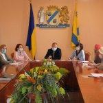 В РДА відбулося засідання Координаційної ради у справах осіб з інвалідністю