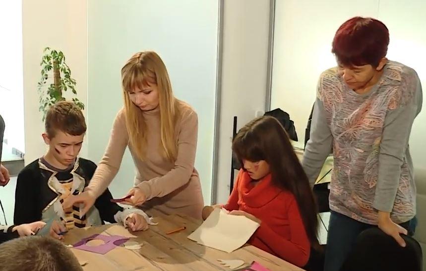 У Запоріжжі влаштували захід для соціалізації дітей з аутизмом (ВІДЕО). запоріжжя, аутизм, волонтер, діагноз, соціалізація