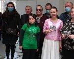 «Нас не треба жаліти, нас треба розуміти»: у Львові незрячі виконавці презентували компакт-диск. львів, компакт-диск, лірика, незрячий, пісня
