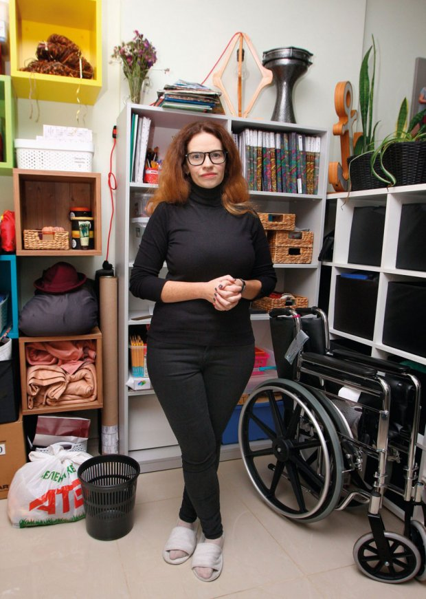 """Коли незрячий наштовхується на стіл, ми кажемо: """"Ти що, сліпий?"""". наталія гладких, педагогиня, проєкт global teachers prize ukraine, учитель, інвалідність"""