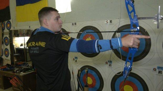 Лучанин, учасник національної збірної Ігор нескорених, готується до онлайн змагань. ігри нескорених, павло ковальський, ветеран ато, змагання, коронавирус