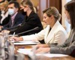 Олена Зеленська ініціювала підписання декларації між великими українськими та міжнародними компаніями про усунення бар'єрів у бізнесі. бізнес без бар'єрів, олена зеленська, декларація, інвалідність, інклюзія