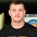 Лучанин, учасник національної збірної Ігор нескорених, готується до онлайн змагань (ФОТО)