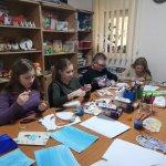 Арт-терапевтичне заняття для дітей із інвалідністю «Будиночок мрій»